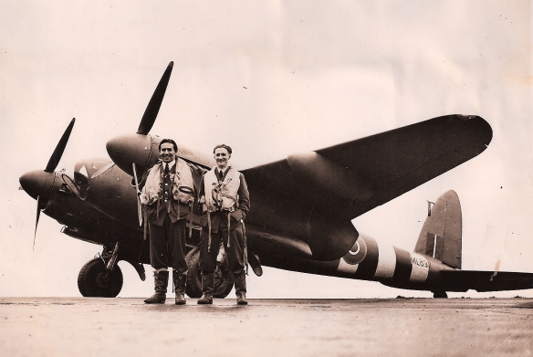 Mosquito ML897 Briggs(?) & Baker