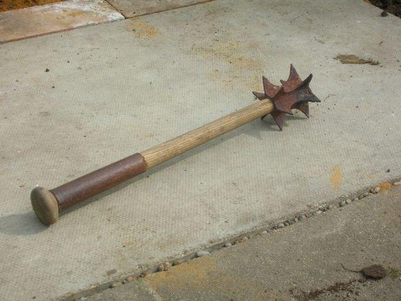 unidentified garden tool