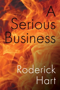A Serious Business - frontcover