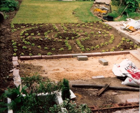 knot garden 1991
