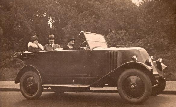 Olive's Car MJ
